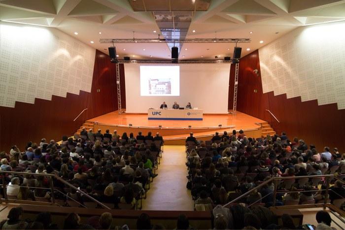 Presentació del Consell de Direcció al PAS