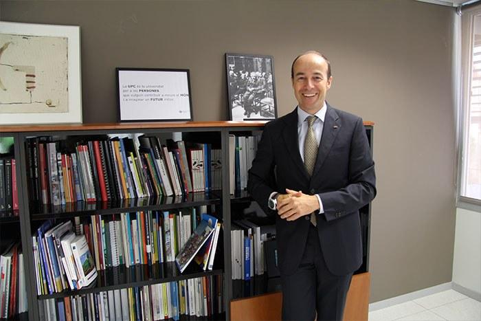 Ramon Carbonell, president del Consell Social de la UPC