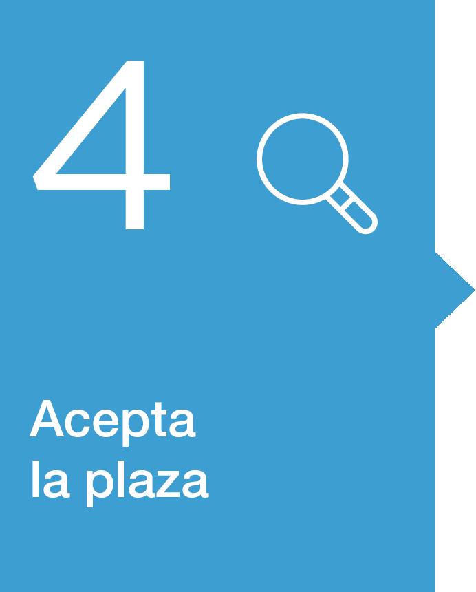 4. Consultar la resolución de la admisión