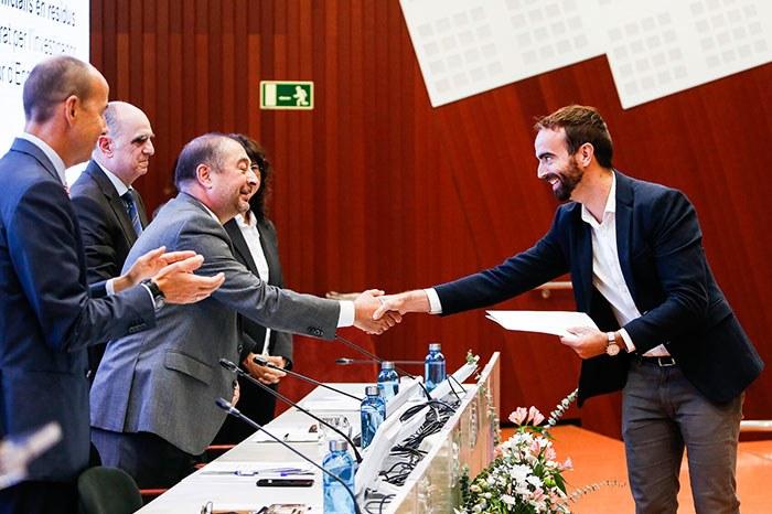 Premio BIOMETALLUM a mejor patente por su aplicación en el mercado