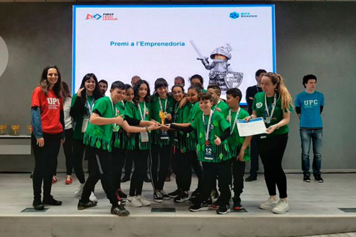 First LEGO League - Gainautes