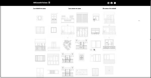 Taller Temático AC #milcasasentucasa: reflexiones sobre la vivenda en tiempo de confinamiento
