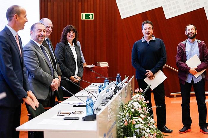 Premio y mención a los mejores proyectos en transferencia de la tecnología
