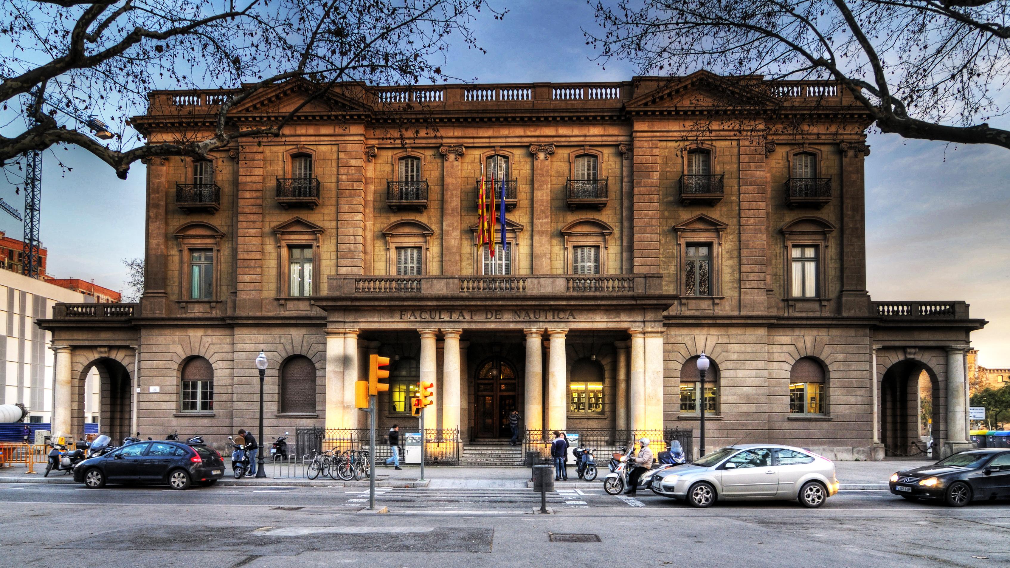 La Facultad de Náutica de Barcelona celebra 250 años de historia formando  profesionales del mar - UPC Universitat Politècnica de Catalunya