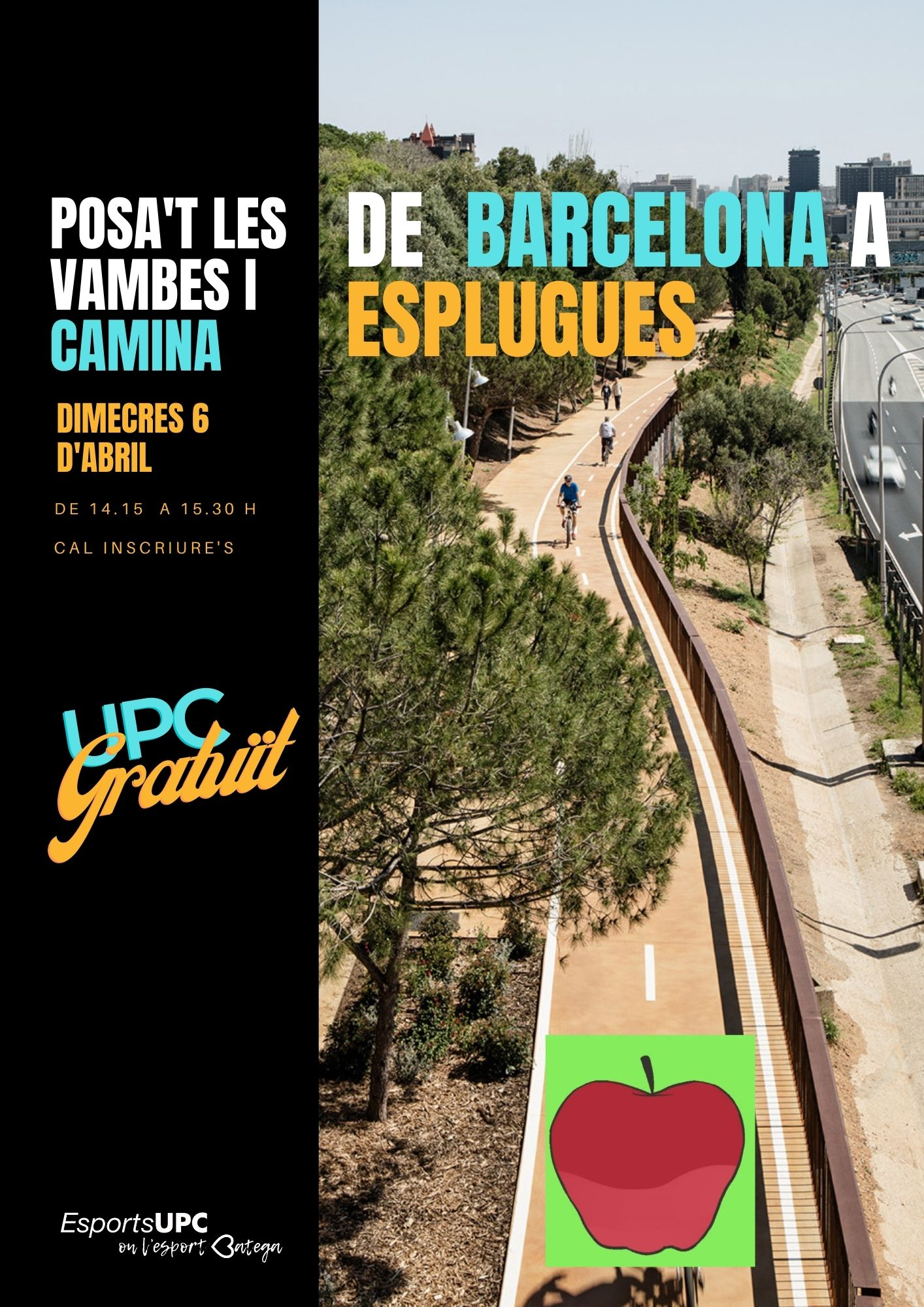 Posa't les vambes 2018-2019