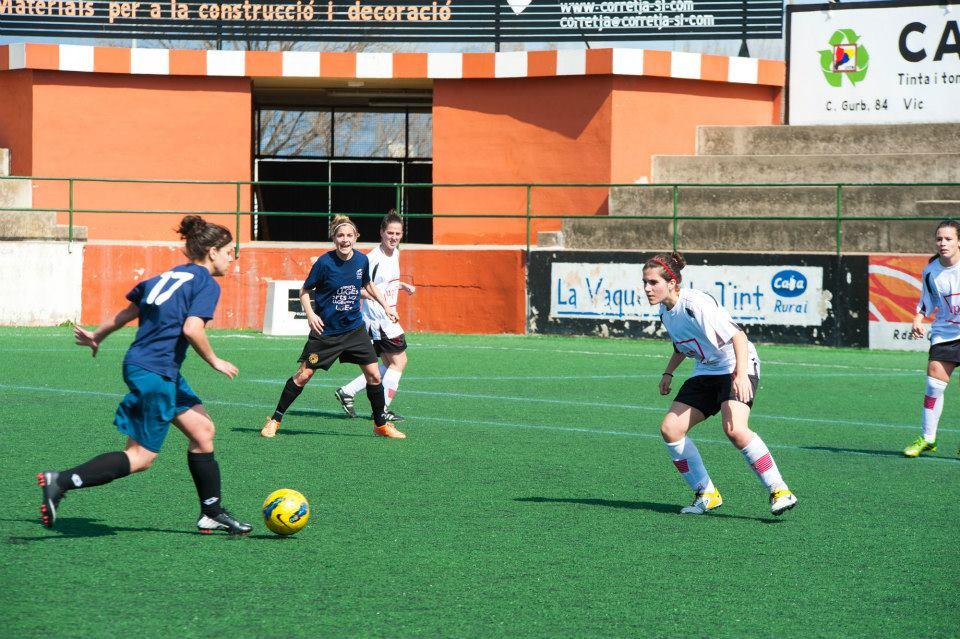 Futbol 7 femení