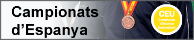 Campionats d'Espanya Universitaris