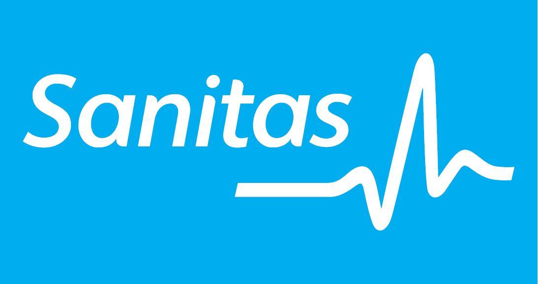 Resultado de imagen de logo sanitas