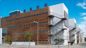 Castelldefels School of Telecommunications and Aerospace Engineering
