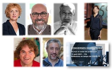 Converses docents ICE – nova edició