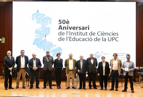 Discurs 50 anys ICE-UPC