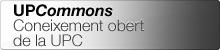 UPCommons: portal d'accés obert al coneixement de la UPC, (obriu en una finestra nova)