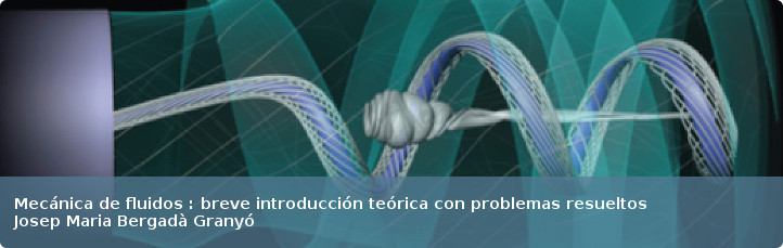 Mecánica de fluidos : breve introducción teórica con problemas resueltos