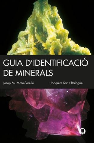Guia d'identificació de minerals