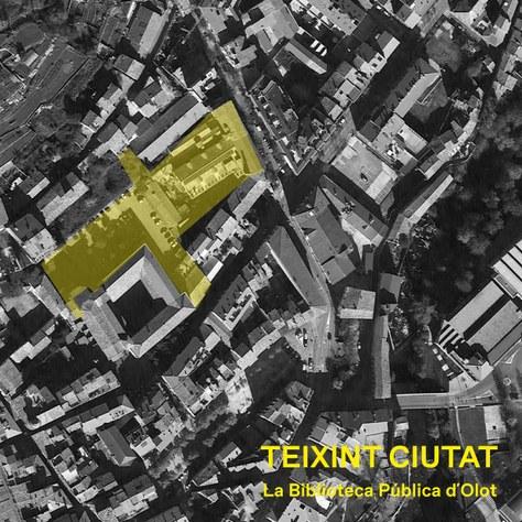 Teixint ciutat : la Biblioteca Pública d'Olot