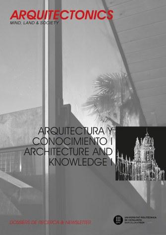 Arquitectura y conocimiento I. Architecture and knowledge I