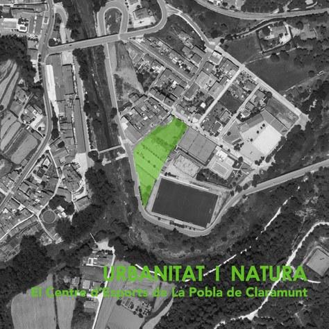 Urbanitat i natura : el Centre d'Esports de La Pobla de Claramunt