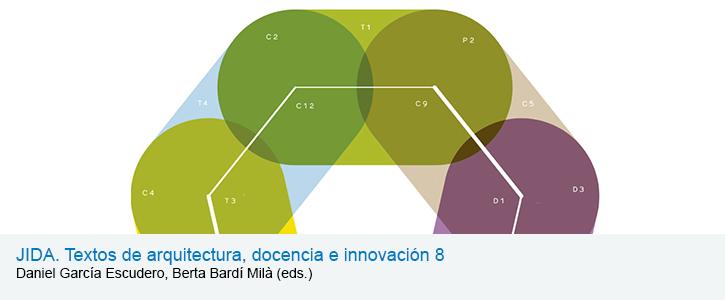 JIDA. Textos de arquitectura, docencia e innovación 8