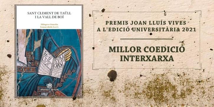 Premis Joan Lluís Vives a l'edició universitària