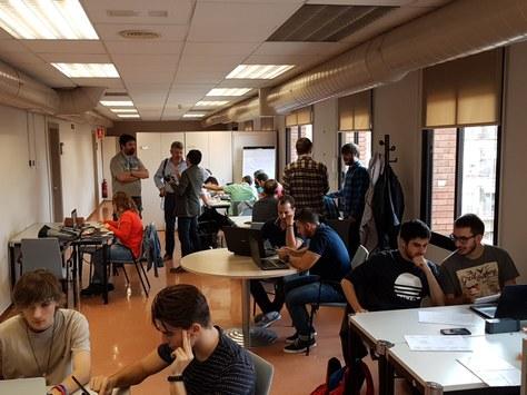 El Campus de Terrassa estrena el seu Espai Emprèn