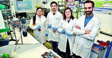 El projecte 'menja mòbils' de la UPC aconsegueix l'ajuda de 100.000 euros