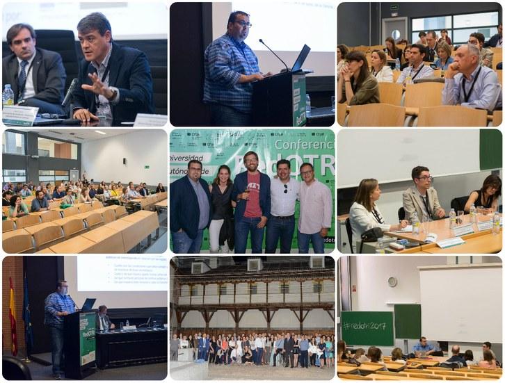 La Universitat Politècnica de Catalunya participa en la Conferència Anual de la RedOTRI d'universitats de 2017