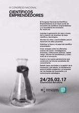 IV Congrés Nacional de Científics Emprenedors