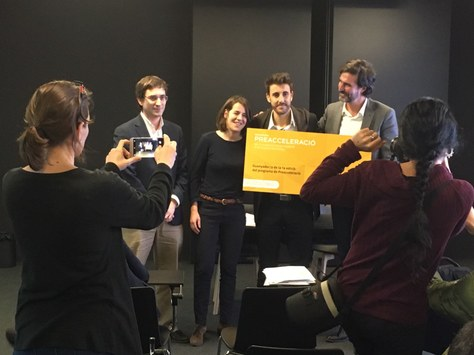 Mitiga Solutions guanya la 1ª Edició del programa d'Acceleració de Barcelona Activa