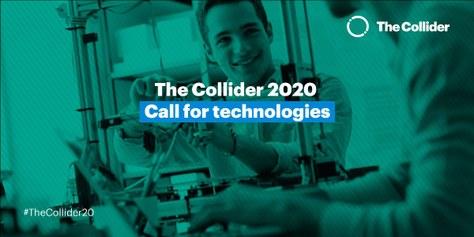 Nova convocatòria The Collider 2020