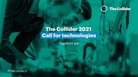 Call de Tecnologies 2021 The Collider