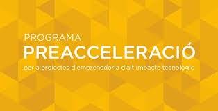 Programa Preacceleradora Barcelona Activa