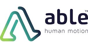 Logo Able Human Motion
