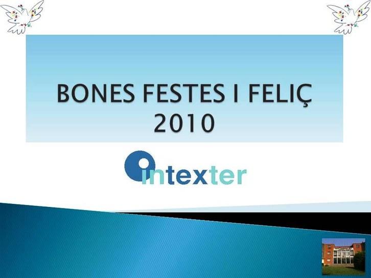 Bones Festes 2010