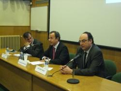 Reunió UPC-Empreses tèxtils