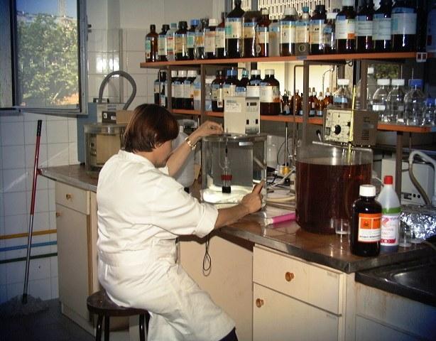 Laboratori de Polímers Tèxtils