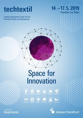 Fernando Carrillo, de l'INTEXTER, participa com a jurat als TechTextil Innovation Awards 2019