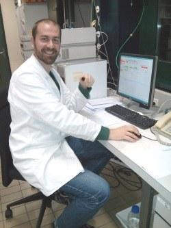 Stefanos Giannakis defensa la seva tesi doctoral a l'INTEXTER