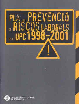 Pla de prevenció