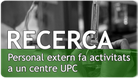 Recerca. Personal extern a UPC