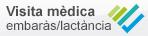 Visita mèdica embaràs_lactància