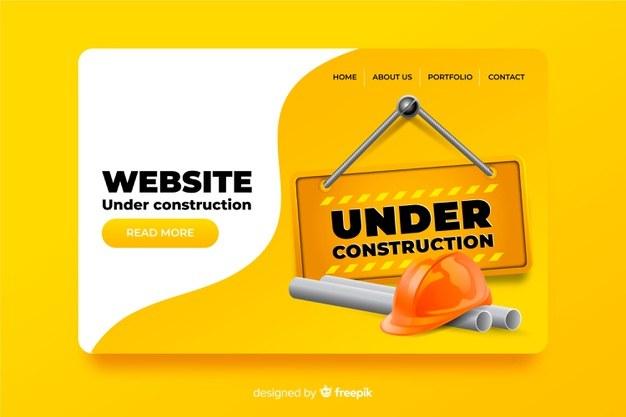Imatge Under construction