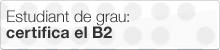 Certificat B2, (obriu en una finestra nova)
