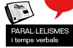 Paral·lelismes i temps verbals