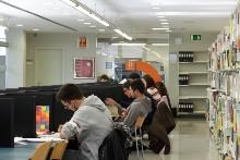 Biblioteca del Campus de Terrassa