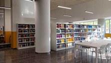 Biblioteca de l'Escola d'Enginyeria Barcelona Est