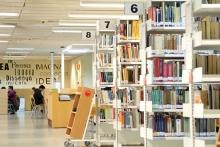 Biblioteca de l'EPSEVG