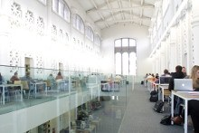 Biblioteca del Campus Universitari de Manresa