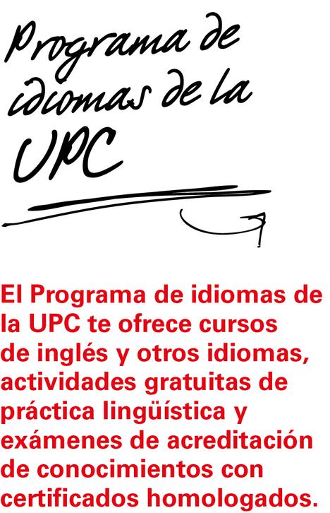 Programa de idiomas