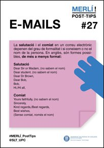 email conventions