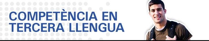 Competència en tercera llengua